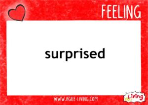 feeling - surprised