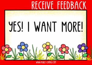 Feedback - Ich will mehr